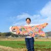 石田麗紅型作品展「空、駆ける」 開催までのこと